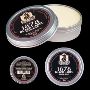 1878 Black Label Styling Beard Balm Classic Hold