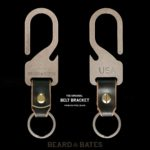 belt beard and bates bracket