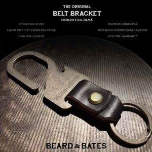 belt beard and bates bracket